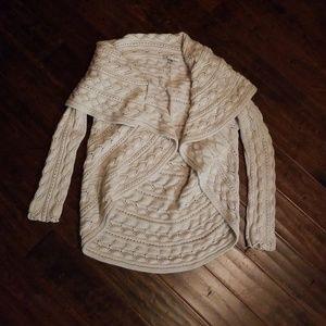 Warm style cardigan